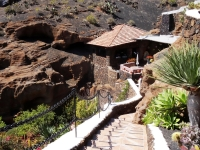 Aussenansicht von Ferienhaus Castillo  I Lanzarote
