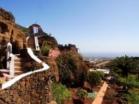 Blick von Ferienhaus Castillo  I in La Asomada