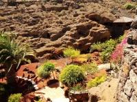 Gartenansicht von Anlage Castillo Lanzarote