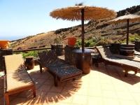 Poolterrasse von Ferienhäuser Castillo Lanzarote
