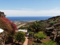 Blick von Castillo I