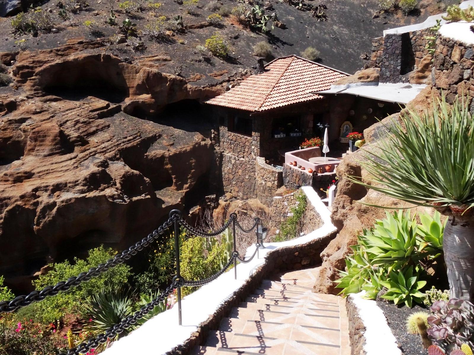 Ferienhaus Castillo I in La Asomada