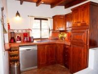 Küche von Ferienhaus in La Asomada Castillo II