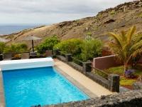 Ferienhaus Castillo-Schlaraffenland La Asomada, Poolbereich