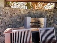 Aussengrillplatz von Ferienhaus Castillo IV