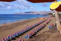 Strand Playa Grande in Puerto del Carmen