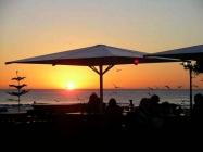 Sonnenuntergang am Hafen von Puerto del Carmen