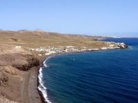 Playa Quemada Playa de Arena