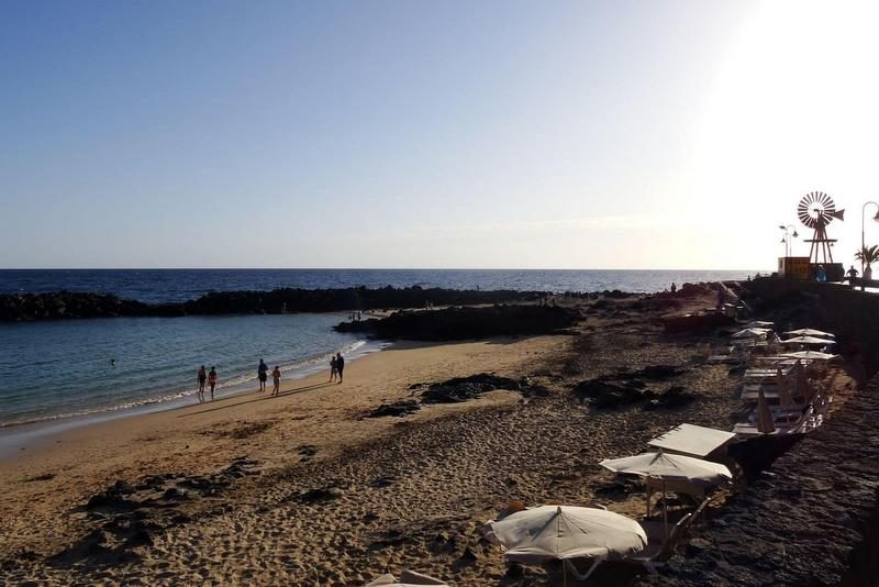 Playa de Jablillo Costa Teguise