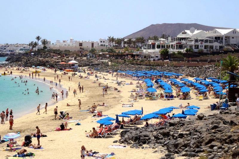 Playa Dorada Playa Blanca