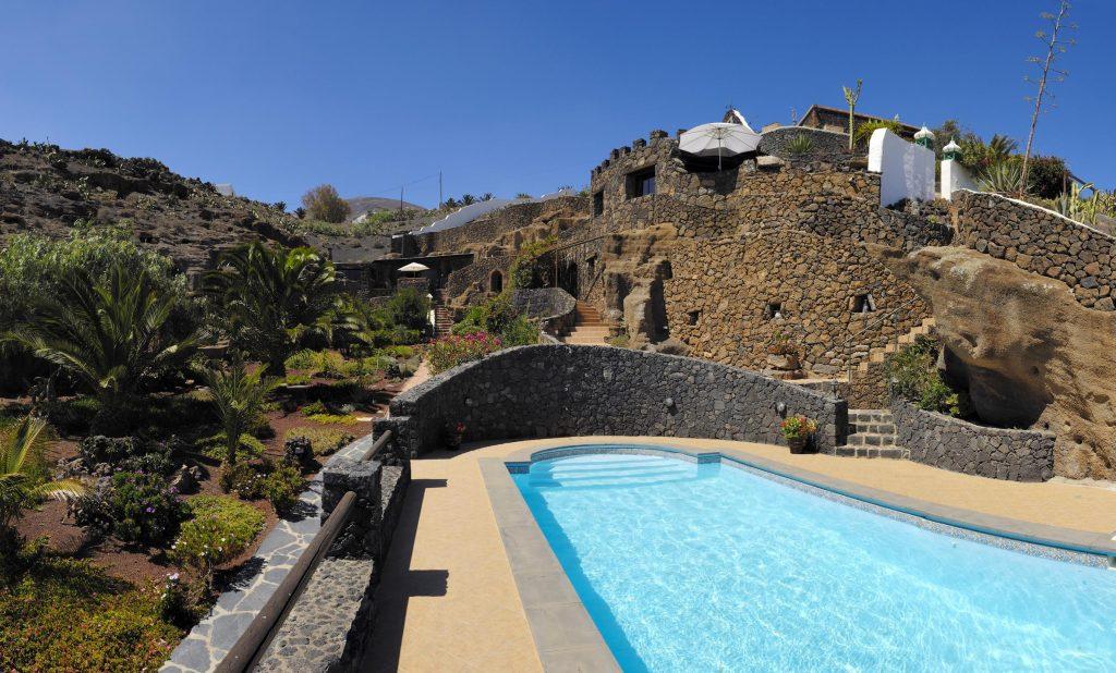 romatische Ferienäuser Lanzarote