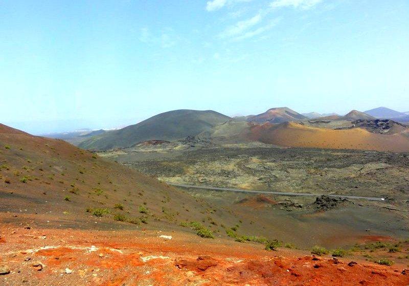 Feuerberge - Timanfaya